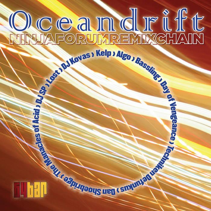 Oceandrift - Ninja Forum Remix Chain cover art