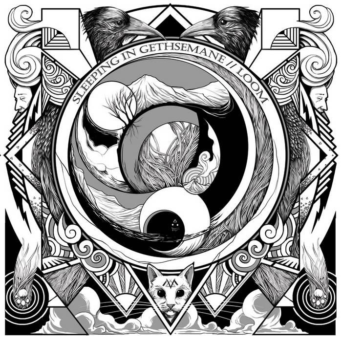 """Split 7"""" (INIT-64) cover art"""