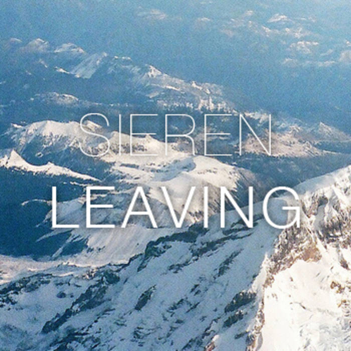 Leaving cover art