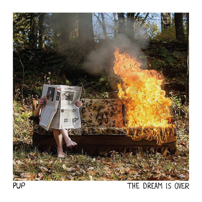 The Dream Is Over cover art