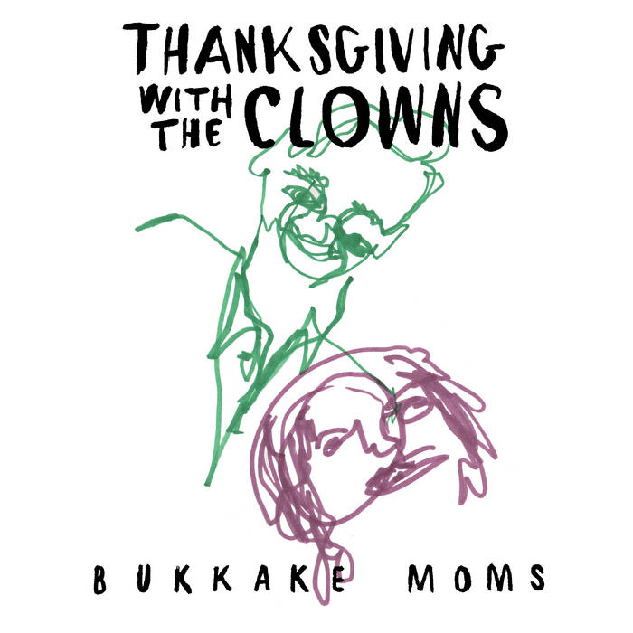 Thanksgiving with the Clowns cover art