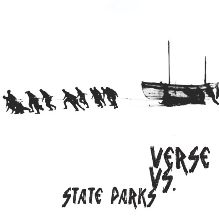state parks cover art
