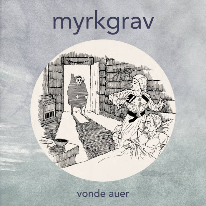 Vonde auer cover art