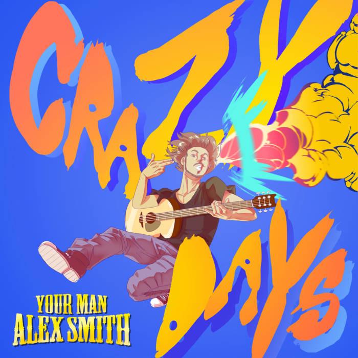Crazy Days cover art