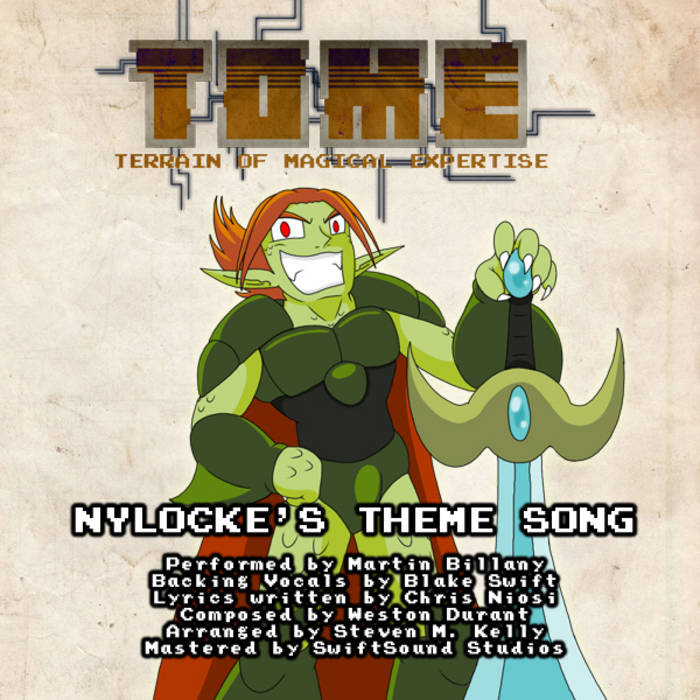 Nylocke's Theme Song cover art