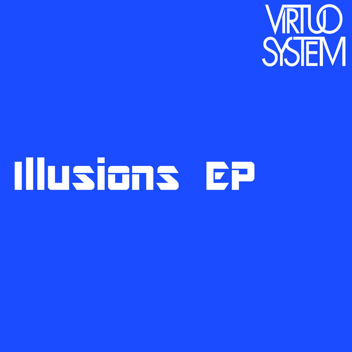 Illusions EP cover art