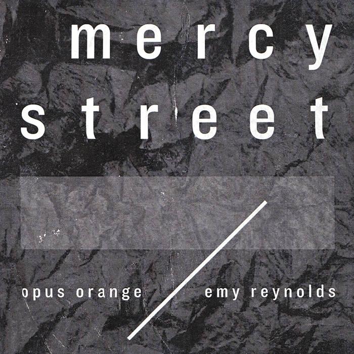 mercy street single cover art