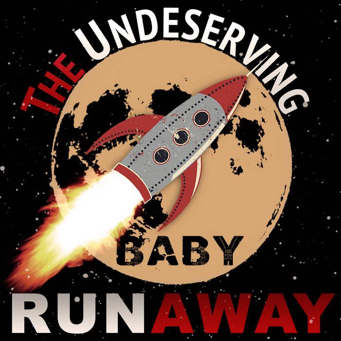Baby, Run Away cover art