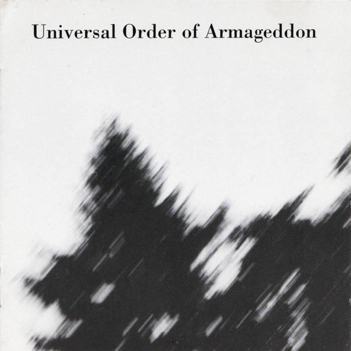 Universal Order of Armageddon cover art