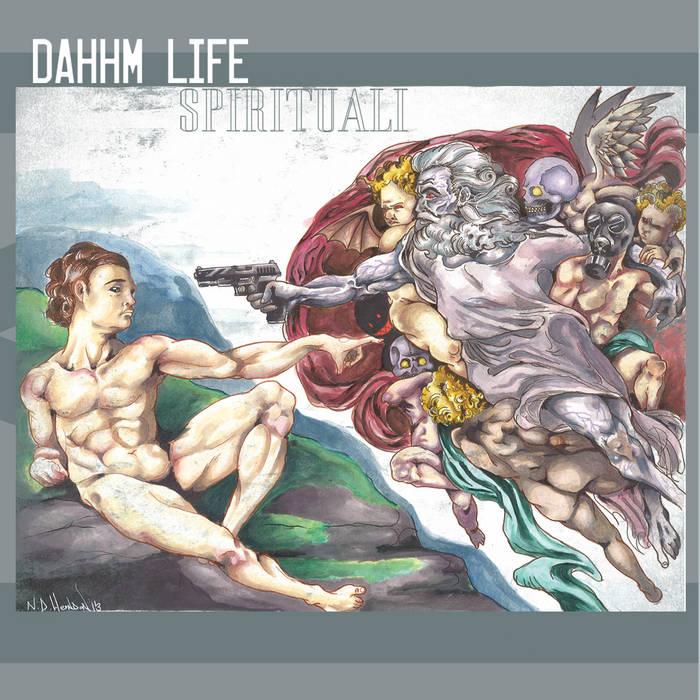 SPIRITUALI cover art