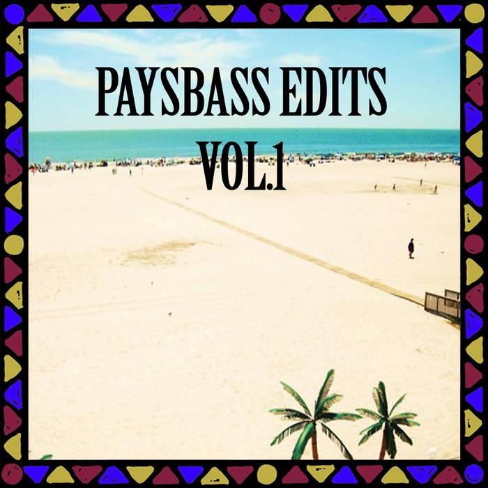 Edits vol. 1 cover art