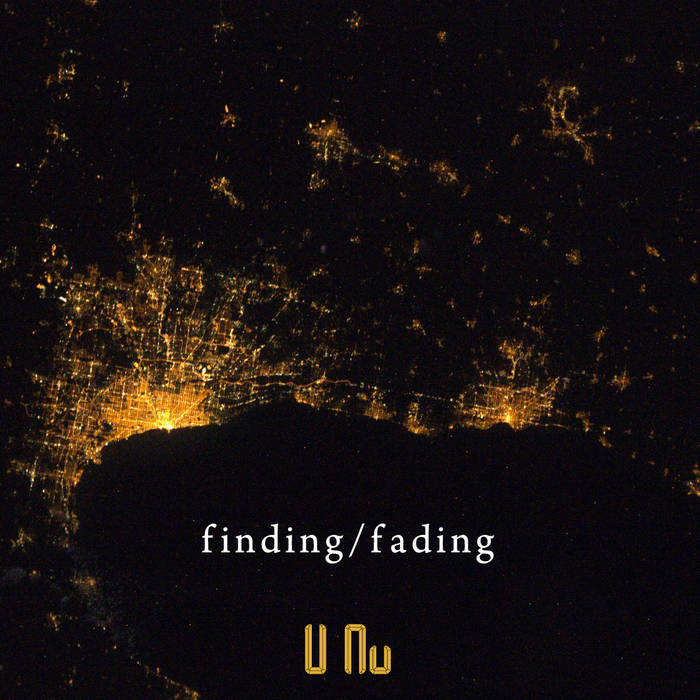 Finding/Fading EP cover art