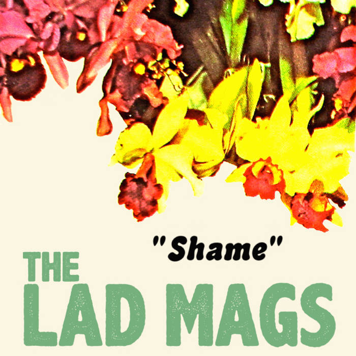 "LAD MAGS/BETRAYERS SPLIT 7"" cover art"