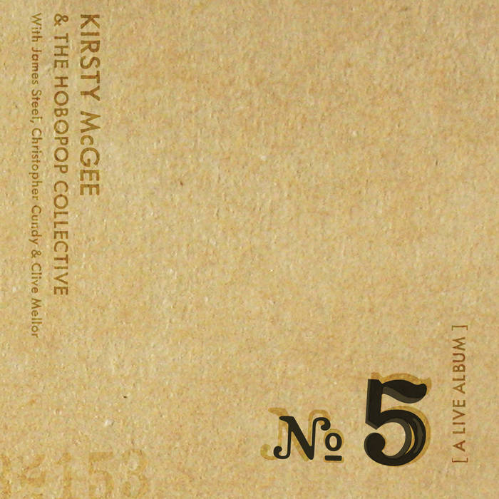 No. 5 cover art