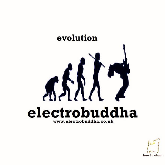 EVOLUTION (ALBUM) cover art