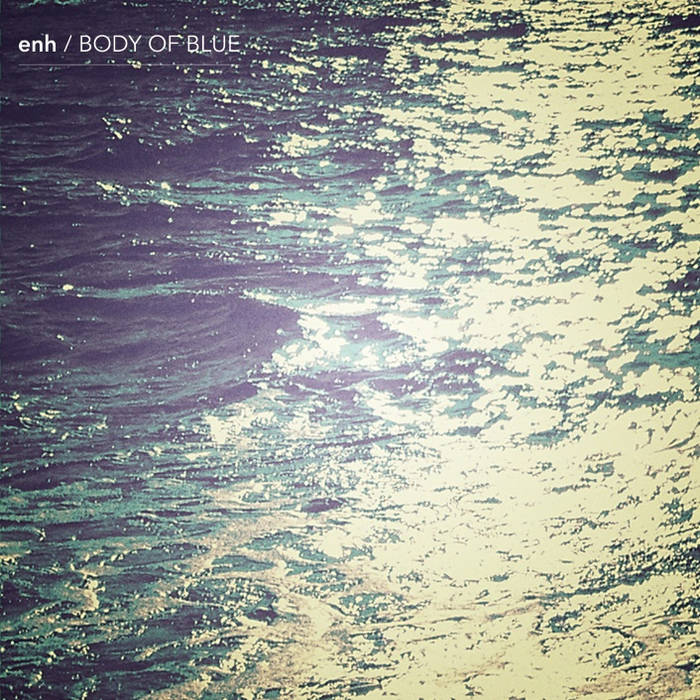 Body of Blue cover art