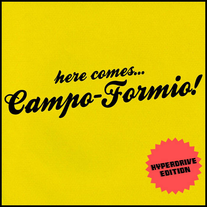 here comes... Campo-Formio! cover art