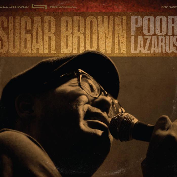 Poor Lazarus cover art