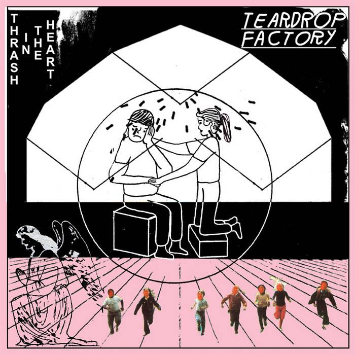 Thrash In The Heart cover art