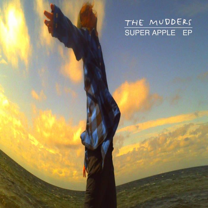 Super Apple EP cover art