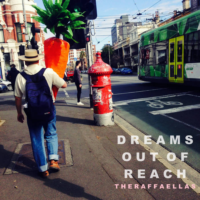 Dreams Out of Reach cover art