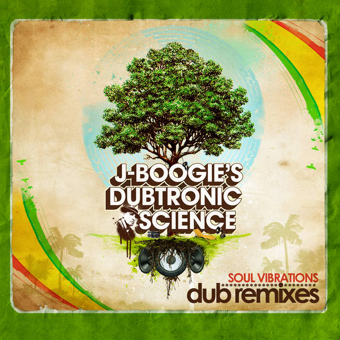 Soul Vibrations: Dub Remixes cover art
