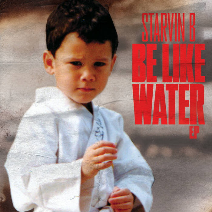 Be Like Water EP cover art