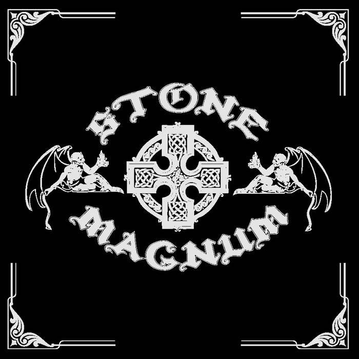 Stone Magnum cover art