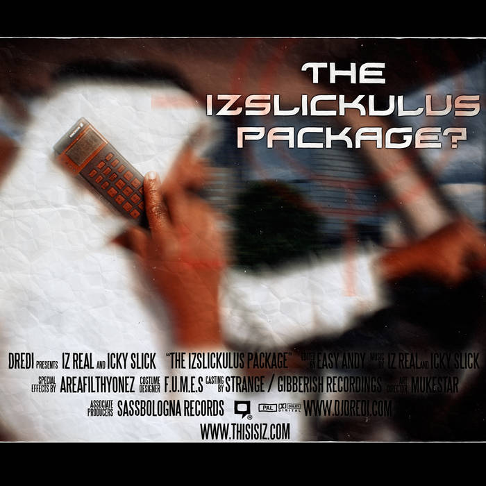 THE IZSLICKULUS PACKAGE? cover art