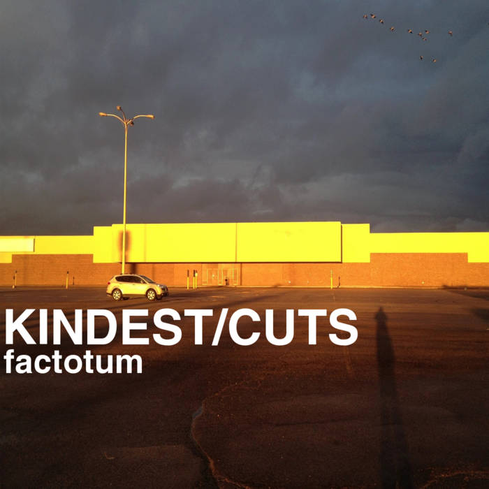 Factotum cover art