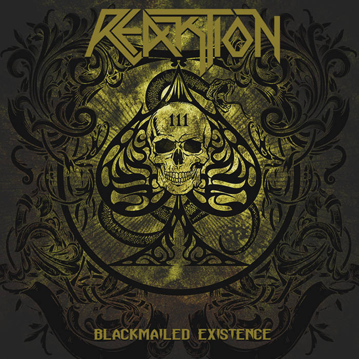 Blackmailed Existence cover art
