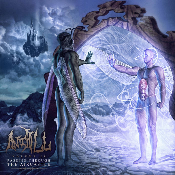 AntHill, One Man Technical Death Metal Band from Russia, AntHill One Man Technical Death Metal Band from Russia