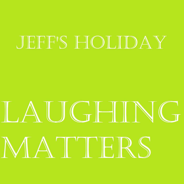 Laughing Matters cover art