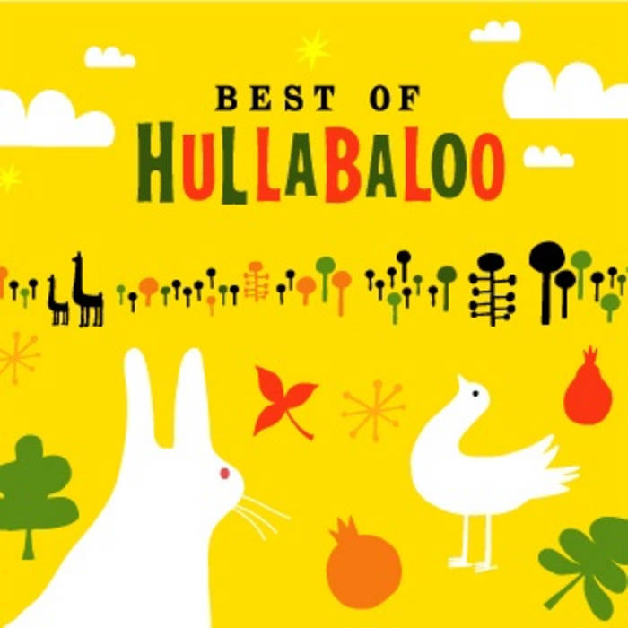 Best of Hullabaloo cover art
