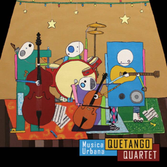 Musica Urbana cover art