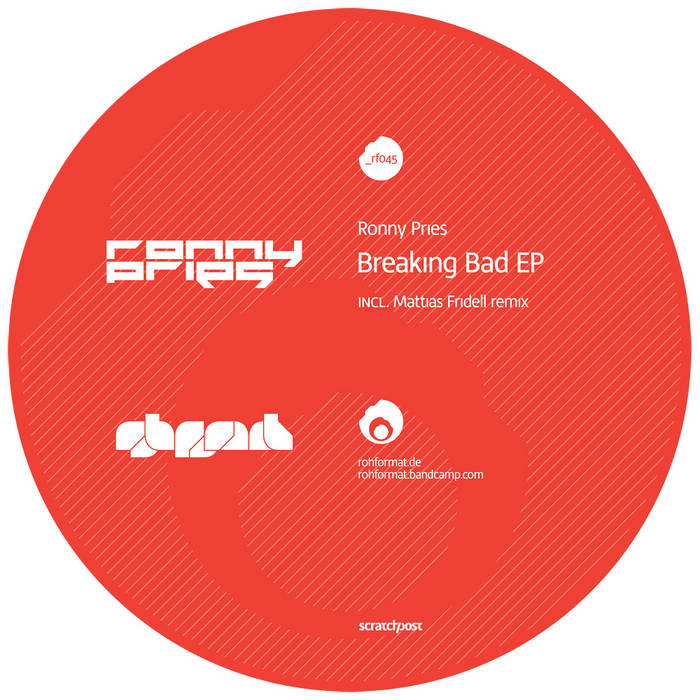 _rf045 - Breaking Bad EP cover art