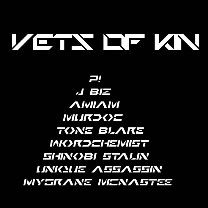 Vets of Kin cover art