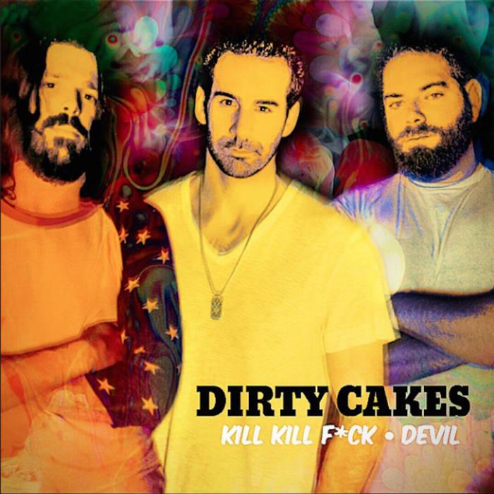 Kill, Kill, F*ck / Devil Single cover art