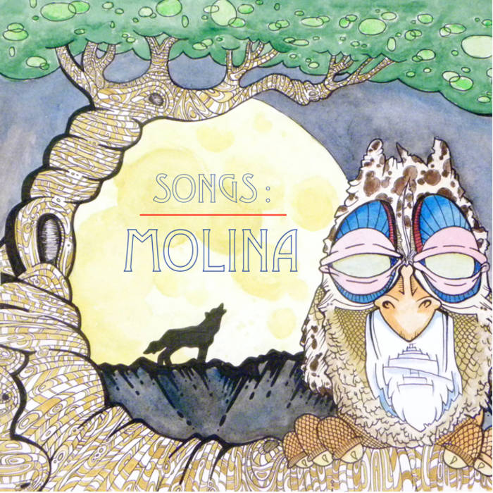 """""""Songs: Molina"""" - A Benefit Compilation for Jason Molina's Survivors cover art"""