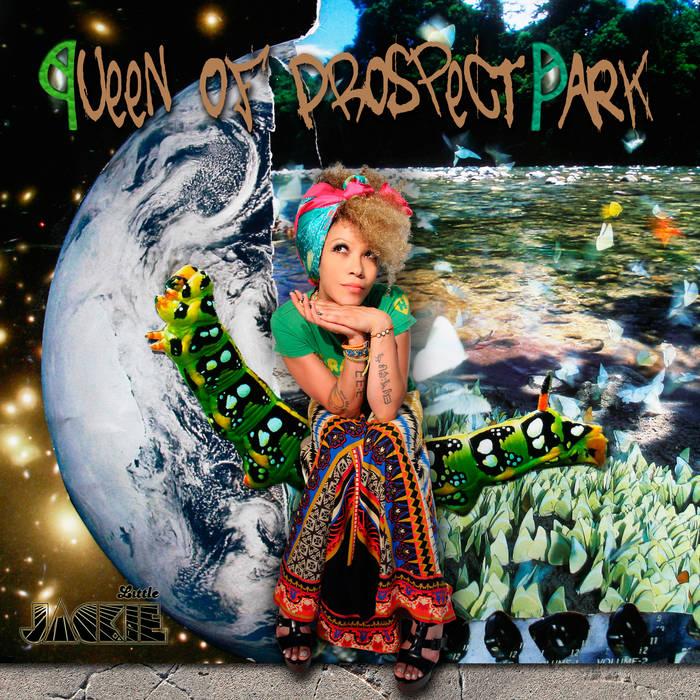 Queen of Prospect Park cover art