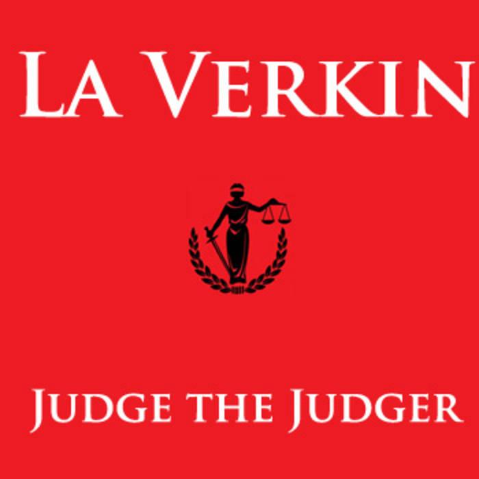 Judge the Judger cover art