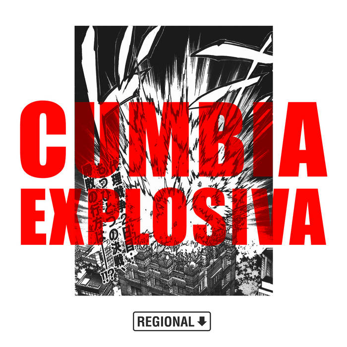 Cumbia Explosiva cover art