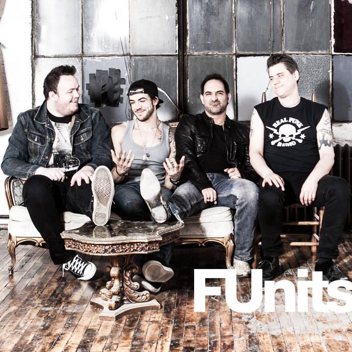 F-Units EP cover art