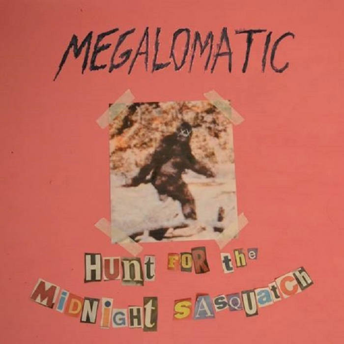 Hunt For The Midnight Sasquatch cover art