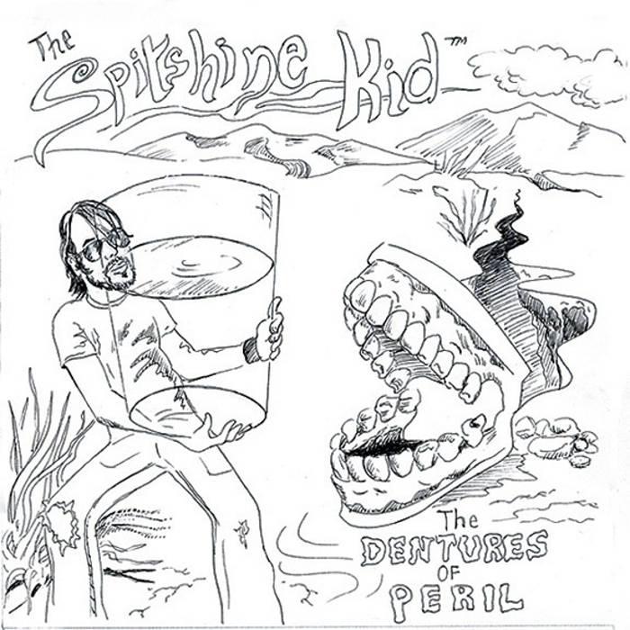 Dentures of Peril cover art
