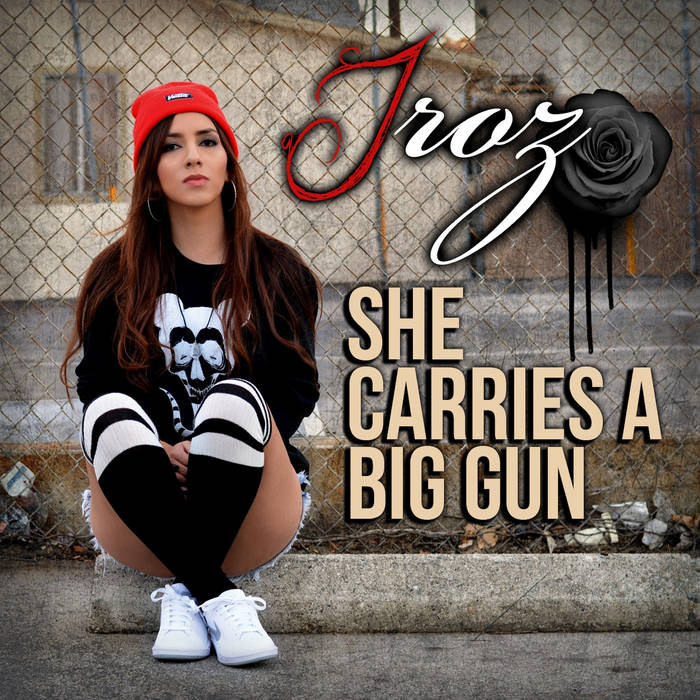 She Carries A Big Gun cover art