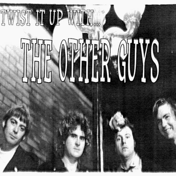 "The Other Guys ""Twist It Up With..."" cover art"