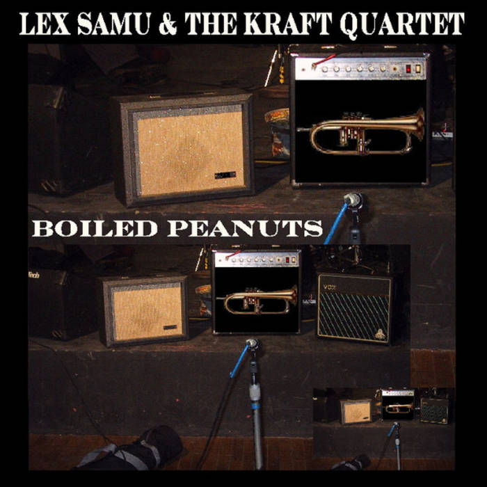Boiled Peanuts cover art