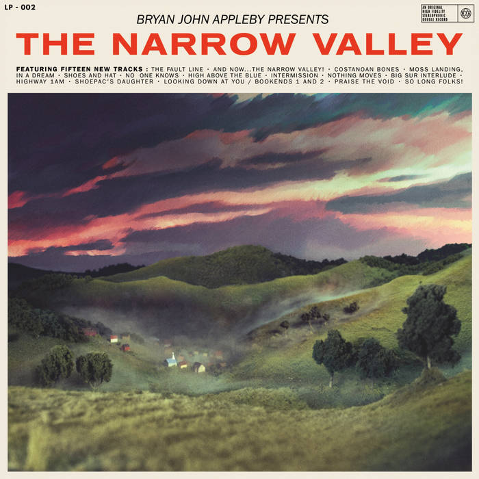 The Narrow Valley cover art
