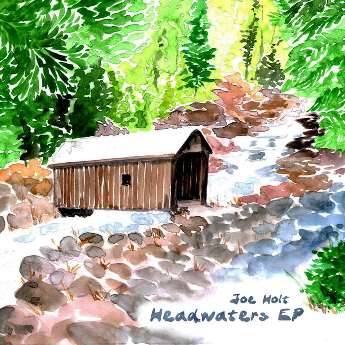 Headwaters EP cover art